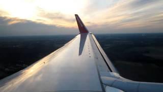 Air Berlin Boeing 737-700 HAM-DUS Landing Part 3/4