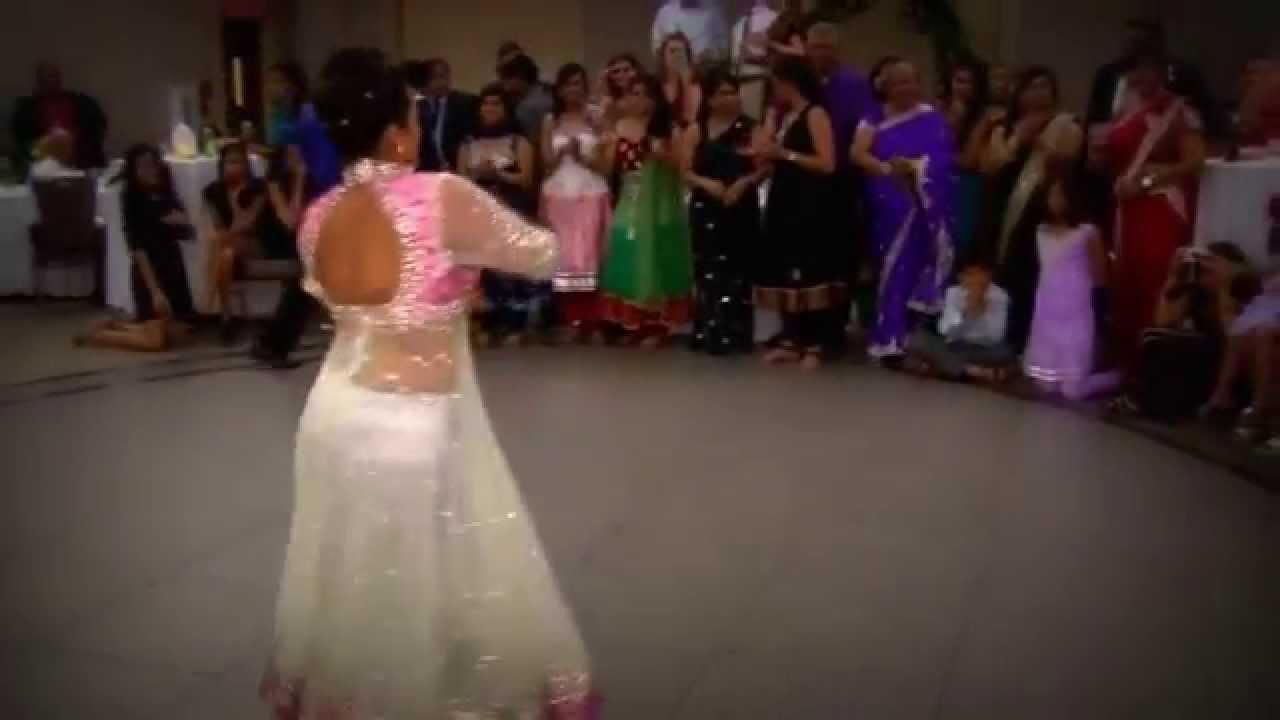 Kristis Dance At Kishans Wedding Indian Medley Of Songs