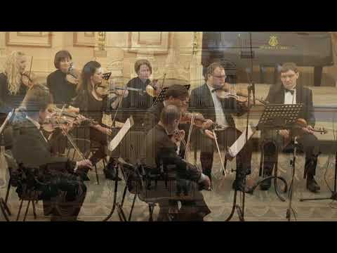 Jeremy Beck : Symphony for strings (Musica per archi 2018 by KLKnewmusic)