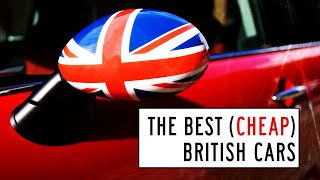 homepage tile video photo for The Best of Britain for Less than $10,000: Window Shop with Car and Driver