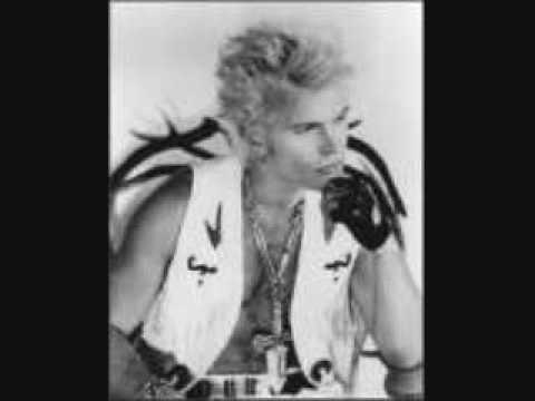 Billy Idol (Man For All Seasons)
