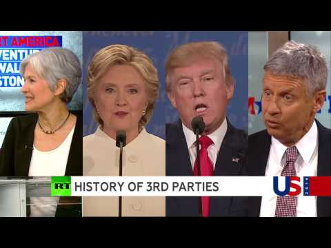 History Of 3rd Party Elections