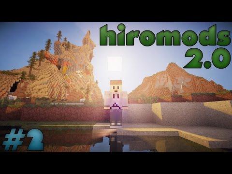 hiro-mods-2.0- -episode-2-:-minerais-x2-!-[série-moddée-solo]