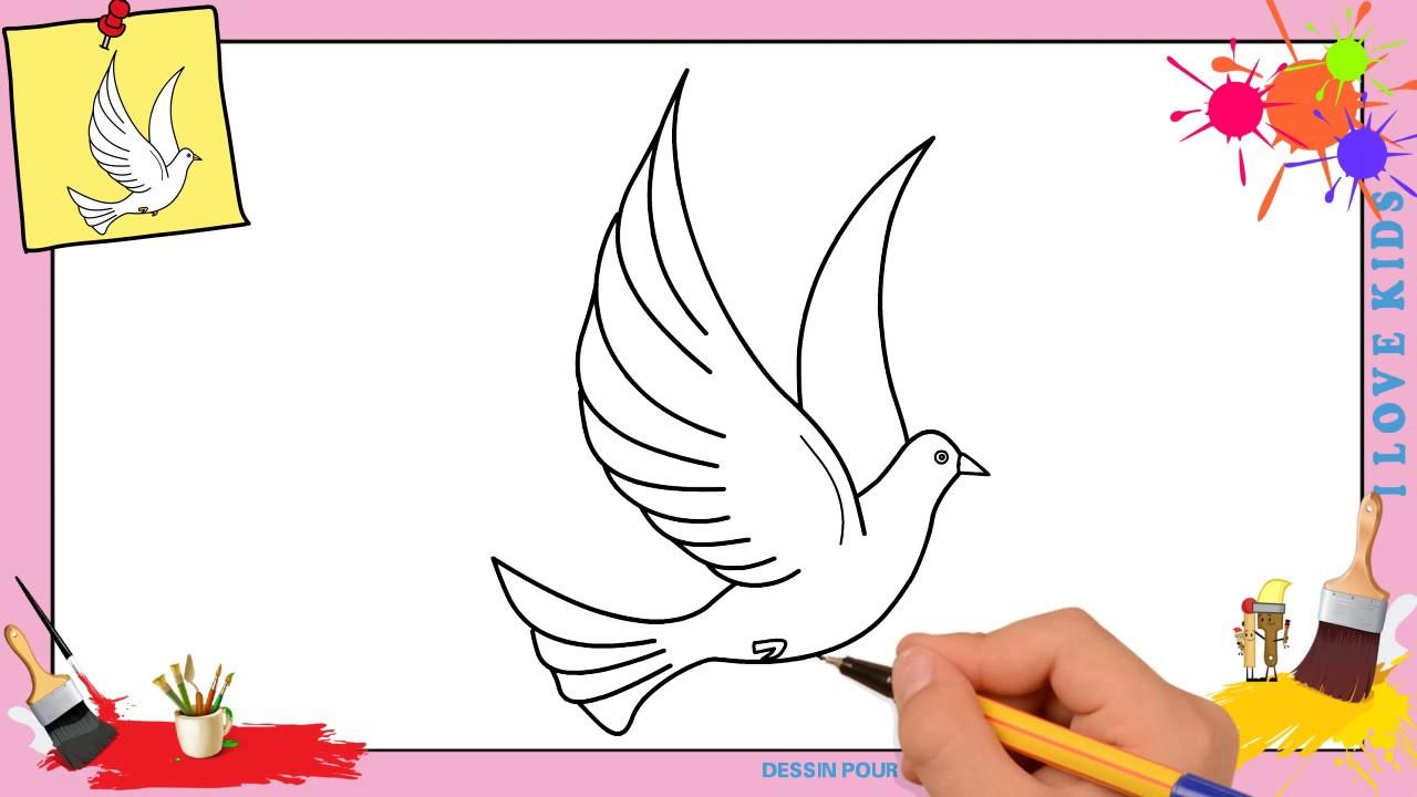 Dessin pigeon facile comment dessiner un pigeon facilement etape par etape youtube - Comment dessiner un diable facilement ...