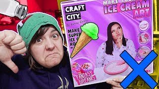 DON'T BUY! 19 REASONS WHY KARINA GARCIA ICE CREAM Kit is NOT worth it SaltEcrafter #44
