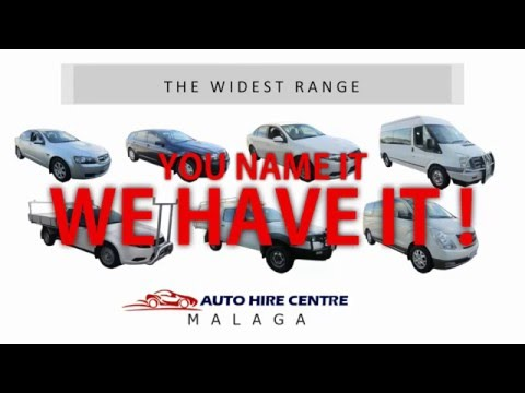 Minibus Hire Perth- Van Hire Perth- Ute Hire Perth- Auto Hire Centre