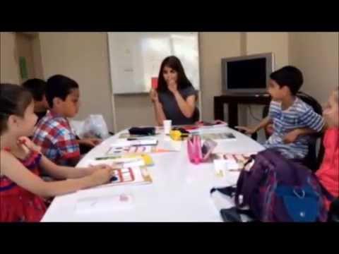 Çocuklar için İngilizce kursu Gebze Amerikan Kültür