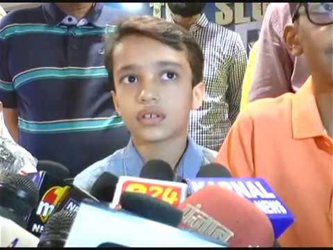 Karnal Bollywood Film The Slum Stars Children's Star Cast Team Live Watch & Share