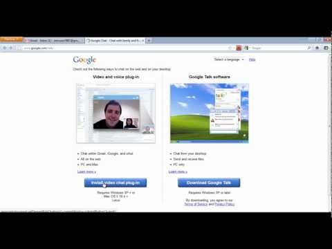 How To Use The Video And Audio Chat Function In Gmail