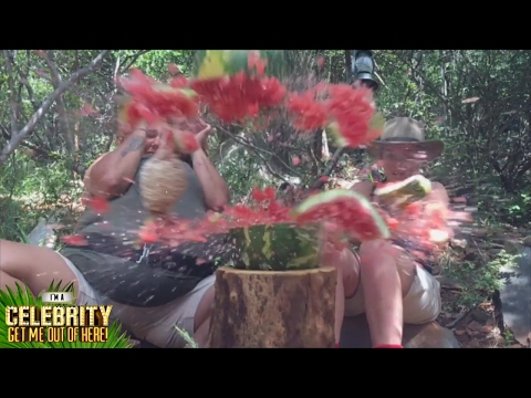 Exploding Watermelon! I'm a Celebrity Get Me Out of Here Australia