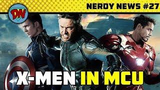 Avengers 4 Secret Photo, Loki's New Web Series, Eternals Movie, Joker Solo Movie   Nerdy News #27