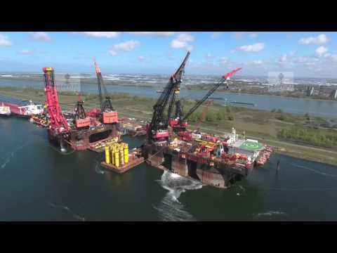 "Heerema Balder+Hermod  ""Two of a Kind"""