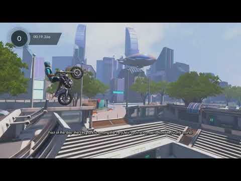 ProjectDETA play Trials Fusion 02: Flips and Flops