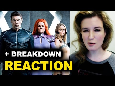 Thumbnail: Inhumans TV FIRST LOOK Reaction - Beyond The Trailer