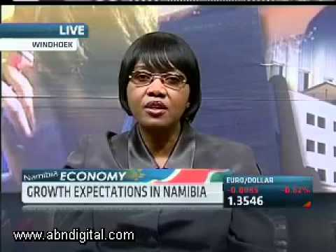 Namibian Economy with Saara Kuugongelwa-Amadhila