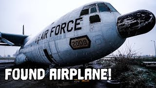 Journey To The Lost Aircraft Prison!