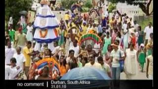 Hindu festival in South Africa