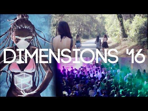 Art and Inspiration · Dimensions · Music Festival 2016 · SemiSkimmedMin