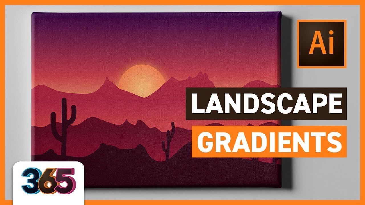 landscape design tutorial