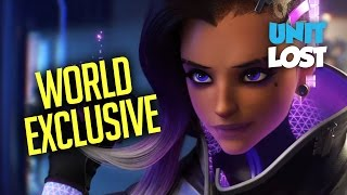 SOMBRA GAMEPLAY! World Exclusive Sombra Gameplay From Blizzcon!