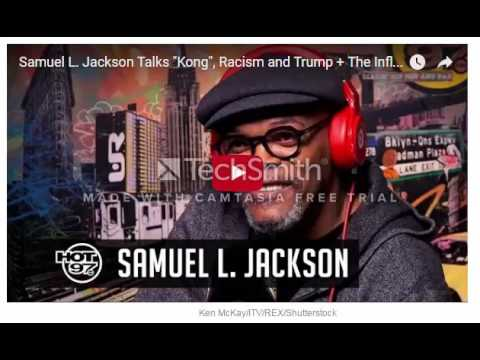 Samuel L  Jackson Clarifies Comments About British Actors In African American Roles – Update