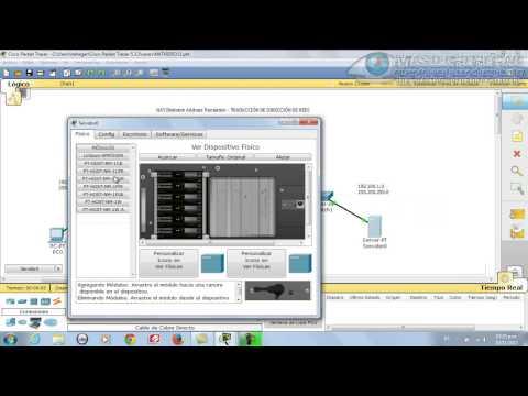 13 - NAT (Traducción de Dirección de Red) en Packet Tracer (CYERD)