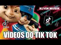 Gambar cover MELHORES VÍDEOS DO TIKTOK - Alvin Musik / Alvin e os Esquilos | Alvin and the Chipmunks