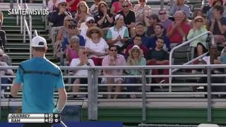 Sam Querrey Vs Rajeev Ram Delray Beach Open Final (Highlights HD)