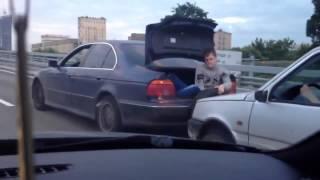 Holowanie samochodu poziom expert