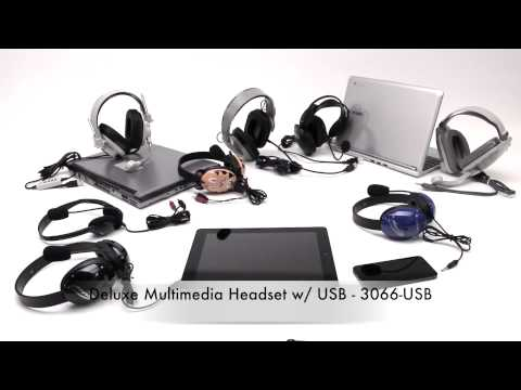 Headset plugs with iPads and Chromebooks by students for testing
