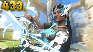 The New Symmetra is INSANE!! | Overwatch Daily Moments Ep.433 (Funny and Random Moments)