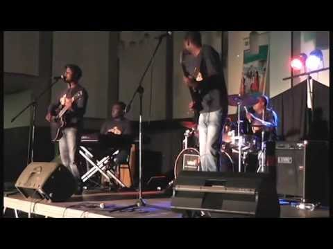 Afro-contemporary At Spring Jazz Show (The Outfit Zim In Action)