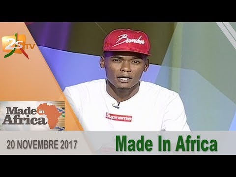 MADE IN AFRICA DU 20 NOVEMBRE 2017 AVEC EL HABIB MVP