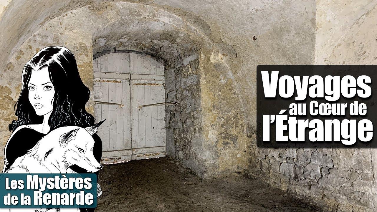 Les Légendes et Fantômes de Châtenois ~ Les Mystères de la Renarde