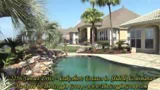 St. Tammany Real Estate Sold!!!! - 2256 Sunset Drive - Lakeshore Estates In Slidell, La