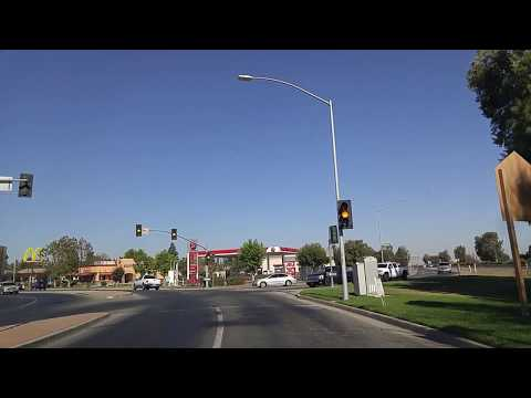 Driving by Tulare,California