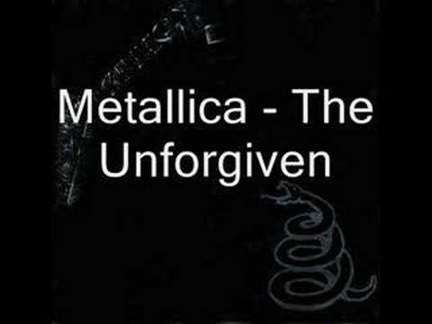Metallica - The Unforgiven (with lyrics) - YouTube