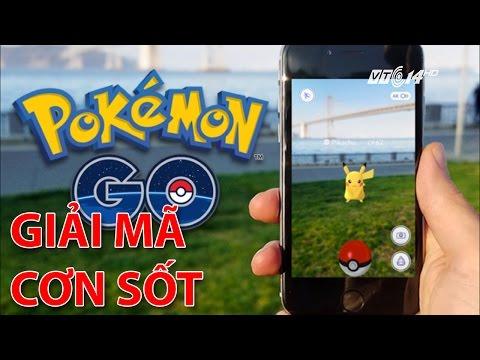 (VTC14)_Giải mã cơn sốt Pokemon Go trên khắp thế giới