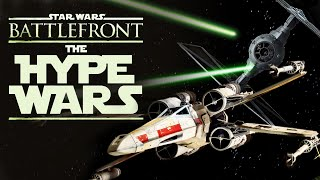 AUTO AIM AIR SUPERIORITY? | Star Wars Battlefront HYPE WARS
