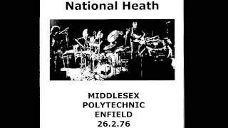 National Health - Elephants - Enfield (1976) SBD