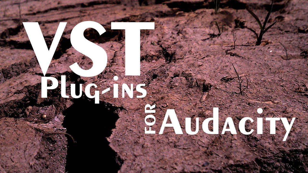 VST Plug-ins in Audacity