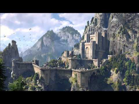 The Witcher Wild Hunt OST - Kaer Morhen