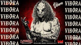 Como crear a Vipora Lucha Underground en WWE SVR 2011 PS2 WWE 12 Y WWE 13 WII