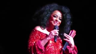 Diana Ross - It's Hard For Me To Say (NY City Center, Apr 29, 2017)
