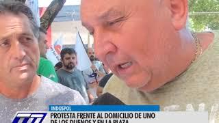 INDUSPOL-PROTESTA