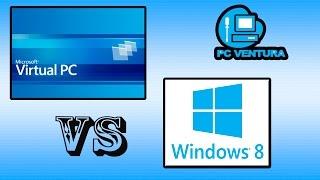 Como instalar Virtual PC 2007 no Windows 8/ 8.1
