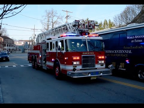 Chester Ladder 9 Responding