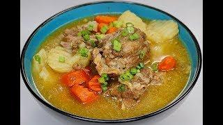 Curry Turkey Neck In Instant Pot (Cà Ri Cổ Gà Tây)