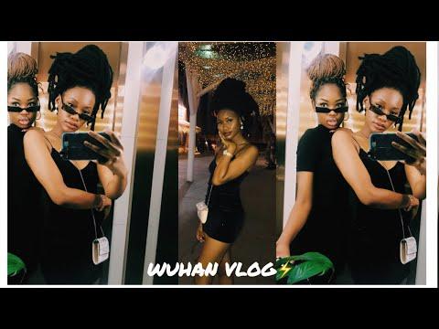 What Happens in WUHAN, Stays in WUHAN (VLOG) // BOTSWANA YOUTUBER