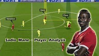 Sadio Mane  Player Analysis  Tactical Review of 2018-19 Season